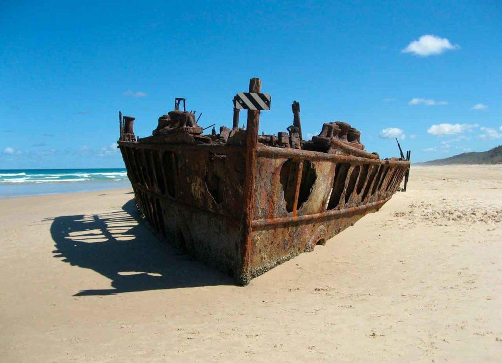 Maheno-Shipwreck-fraser-island