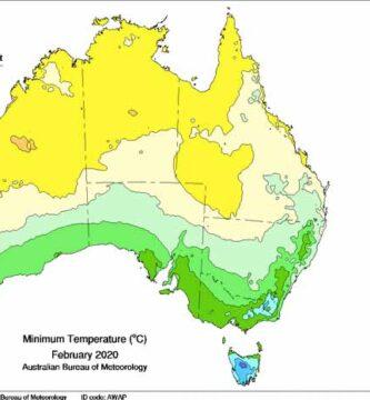 Temperatura-mínima-Australia-Febrero
