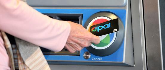 tarjeta opal card